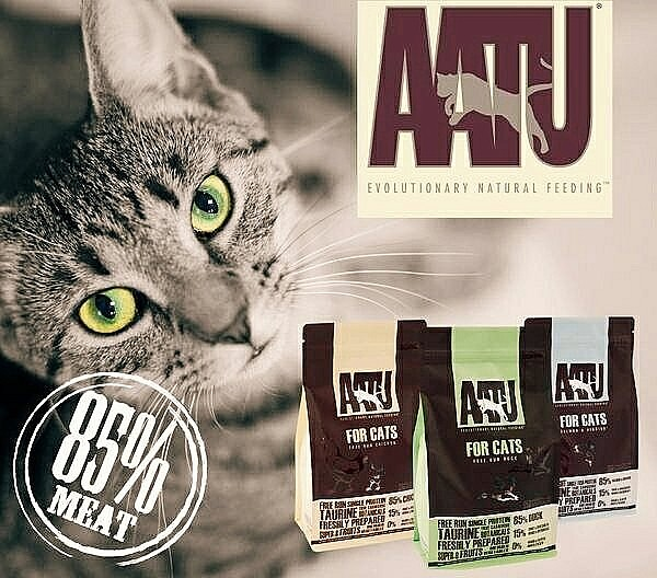 Корм для кошек aatu adult cat free run chicken grain free