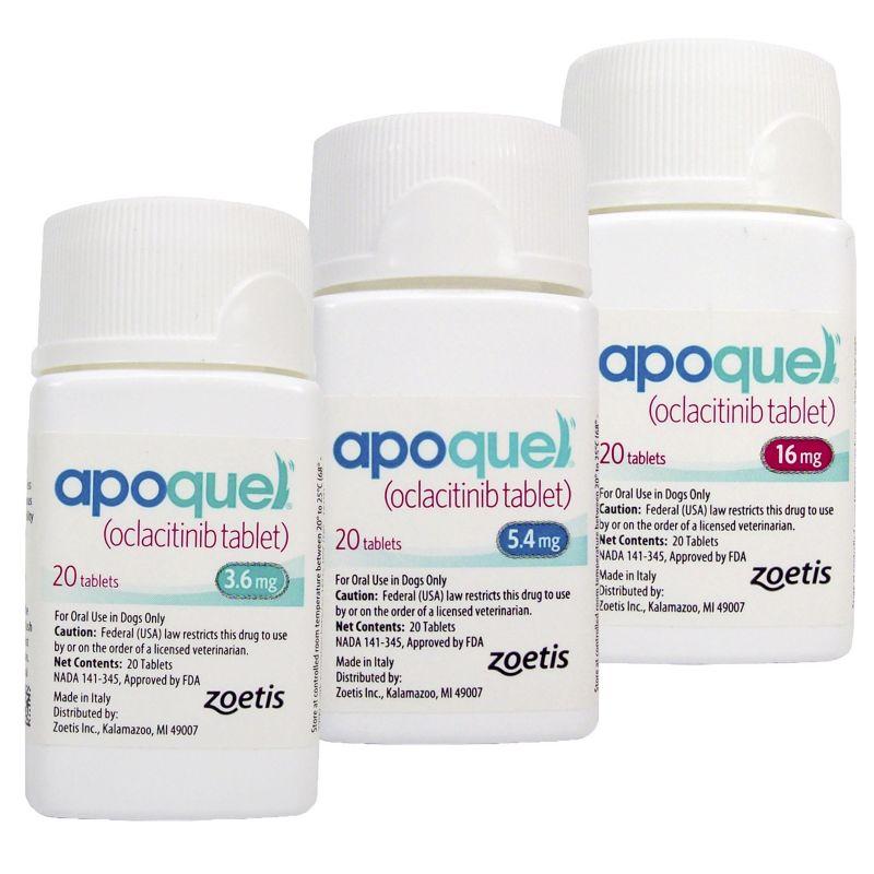 Апоквел 3,6 мг, 100 таблеток уп.