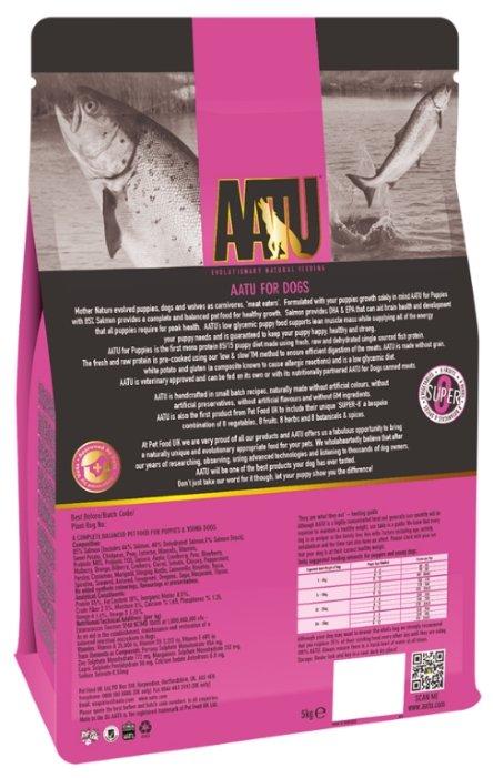 Корм aatu для взрослых кошек - отзывы ветеринаров, где купить на официальном сайте