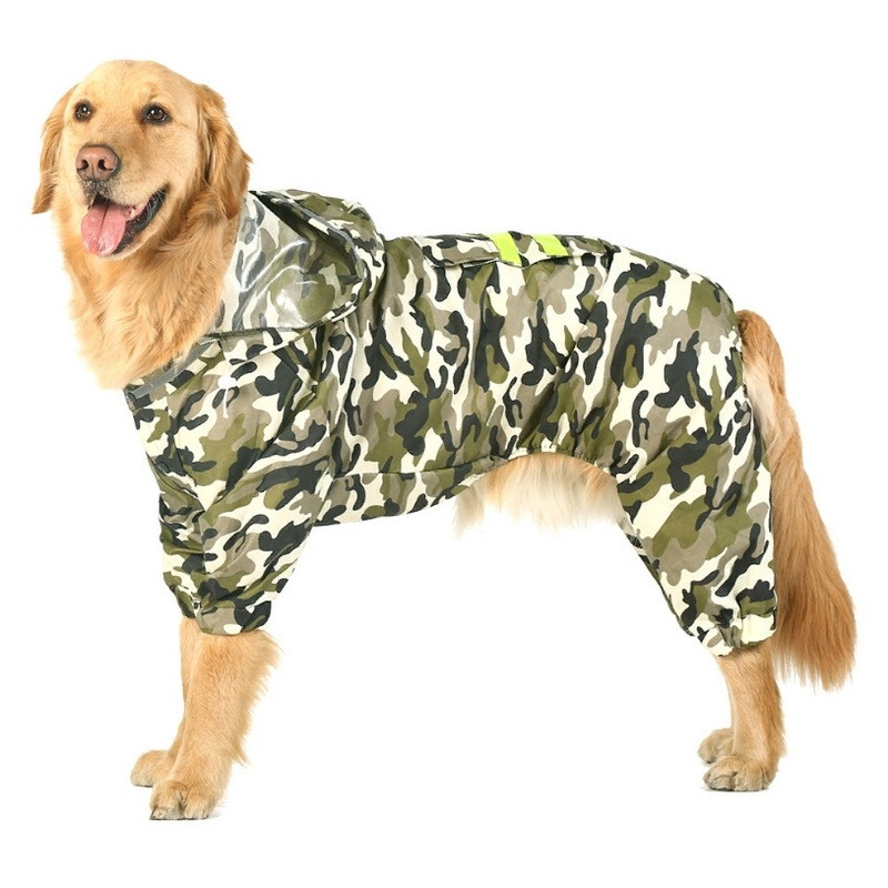 Дождевики для средней собаки
