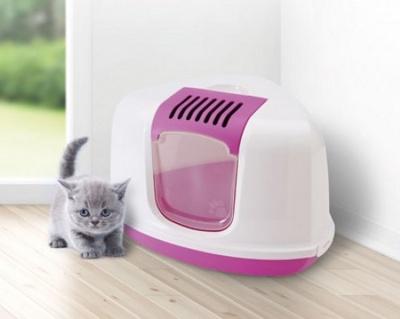 Лоток для кошки: как выбрать, какой лучше? закрытый лоток для кошек, биотуалет