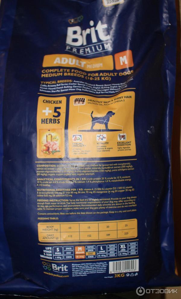Корма холистики для собак: рейтинг, список, отзывы - петобзор