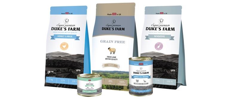 Дюк фарм (duke's farm) корм для собак