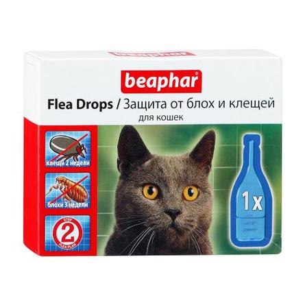 Капли от блох и клещей для кошек барс: состав, инструкция по использованию, отзывы
