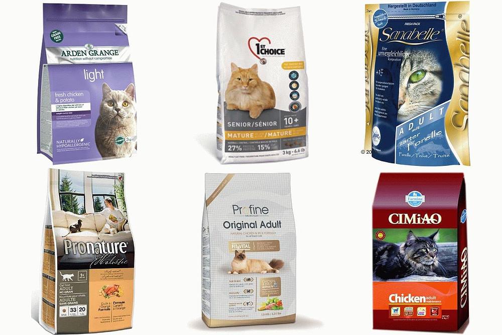 Классы кормов для кошек: виды и отзывы ветеринаров +видео