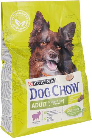 Все о корме для собак «дог чау»