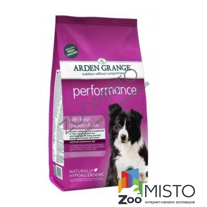 Подробный обзор кормов арден гранж (arden grange) для щенка и взрослой собаки
