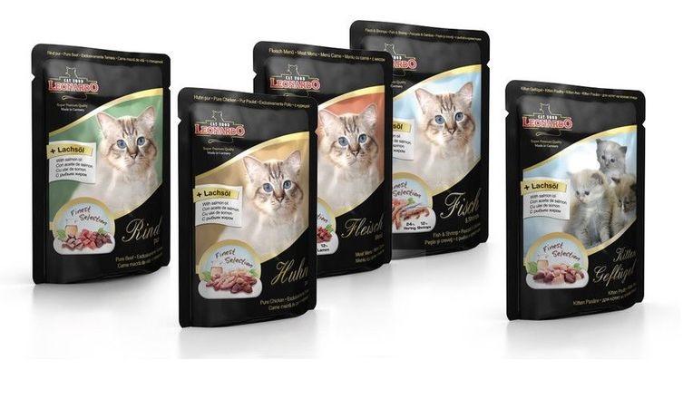 Лучшие влажные корма для кошек: рейтинг