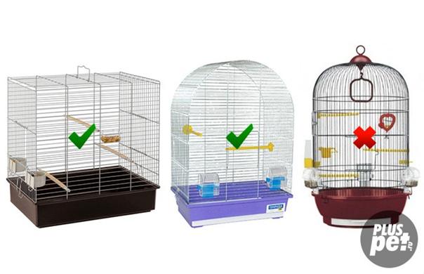 Клетки для попугаев и других пернатых