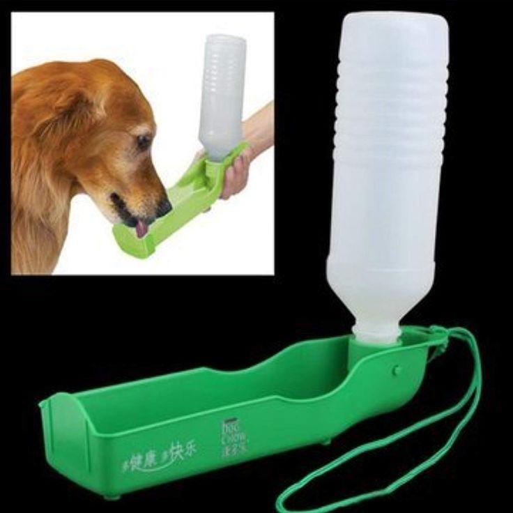 Поилка для собак дорожная - купить поилку для собак в дорогу