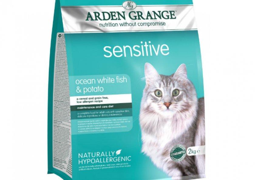 Корм для кошек arden grange / арден гранж: отзывы, где купить, состав