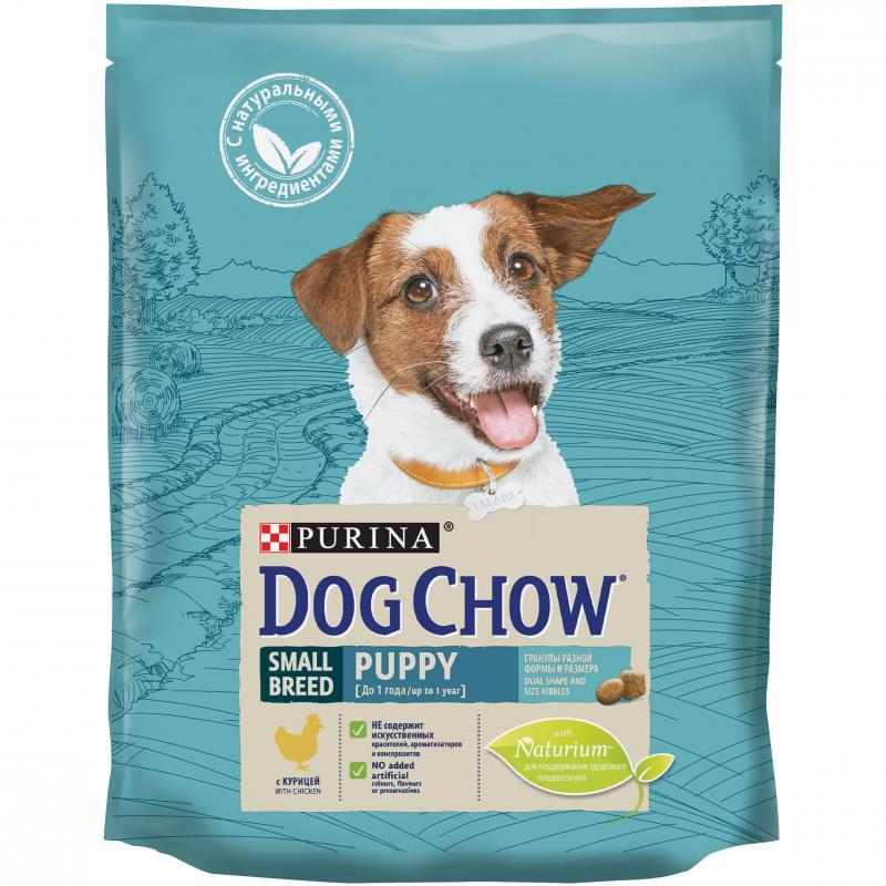 Dog chow – корм для собак от компании nestle