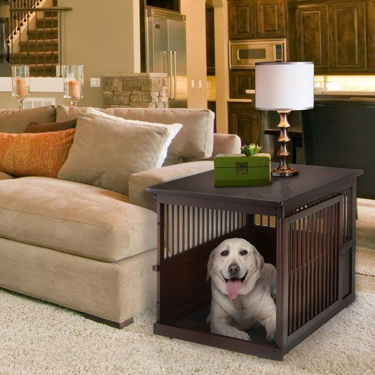 Домик для собаки своими руками: выбор материала и особенности конструкции