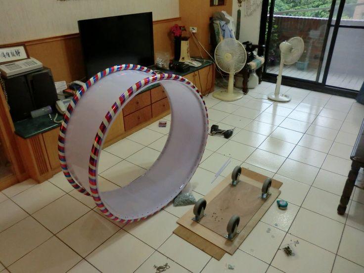 Кошачий тренажер для бега инструкция по самостоятельному изготовлению