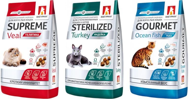 Какой корм для кошек самый лучший по мнению ветеринаров