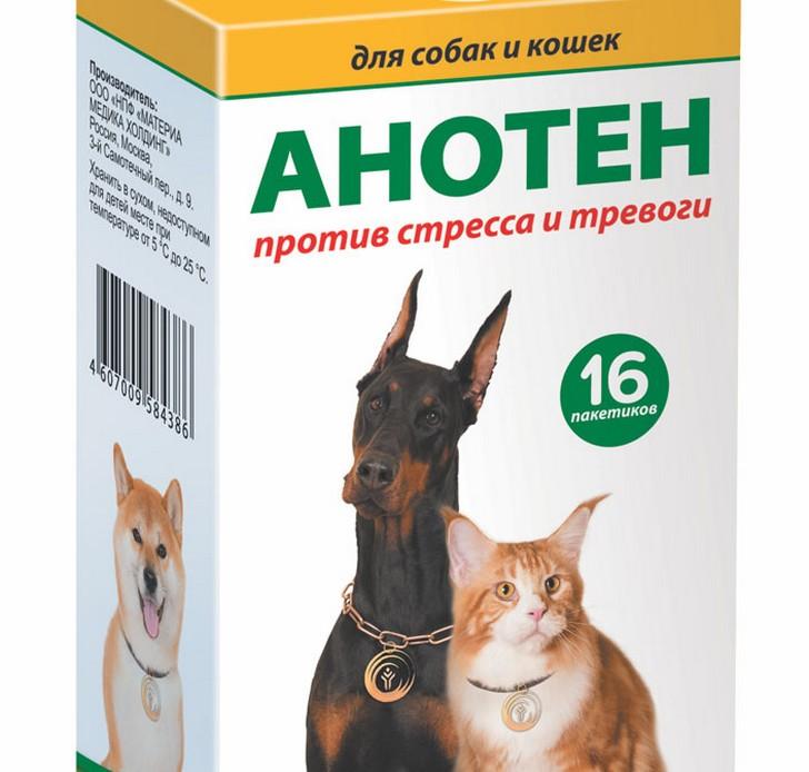 Инструкция по применению препарата анотен