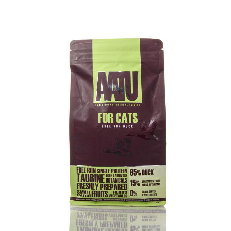 Корма для кошек aatu: состав сухих и влажных кормов для стерилизованных кошек и котят, обзор кормов с курицей и уткой. отзывы