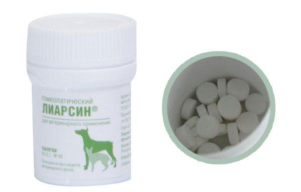 Гомеопатия для лечения кошек на примере приема лиарсина: инструкция +фото и видео