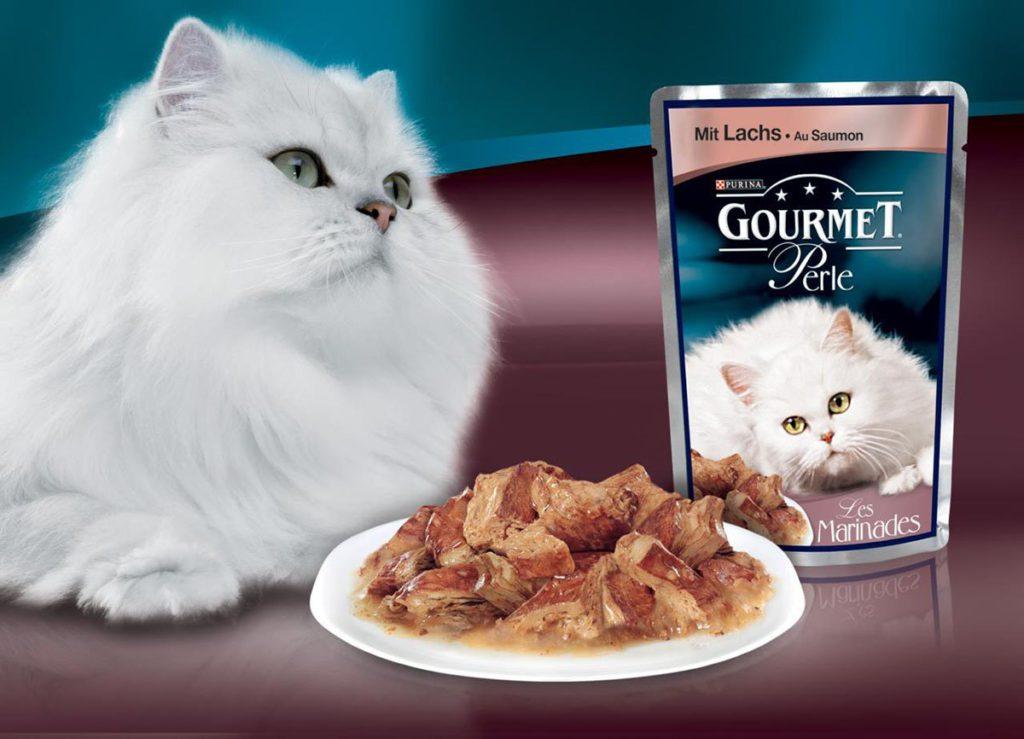 Корм гурме для кошек: отзывы и описание