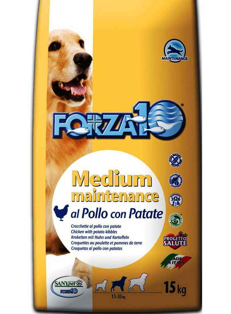 Корм для собак форца-10: отзывы и состав