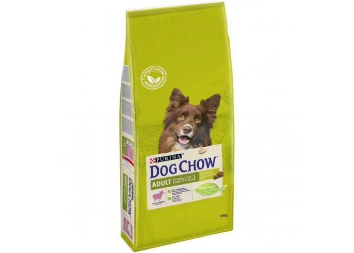 Корм для собак дог чау — описание корма, состав и назначение