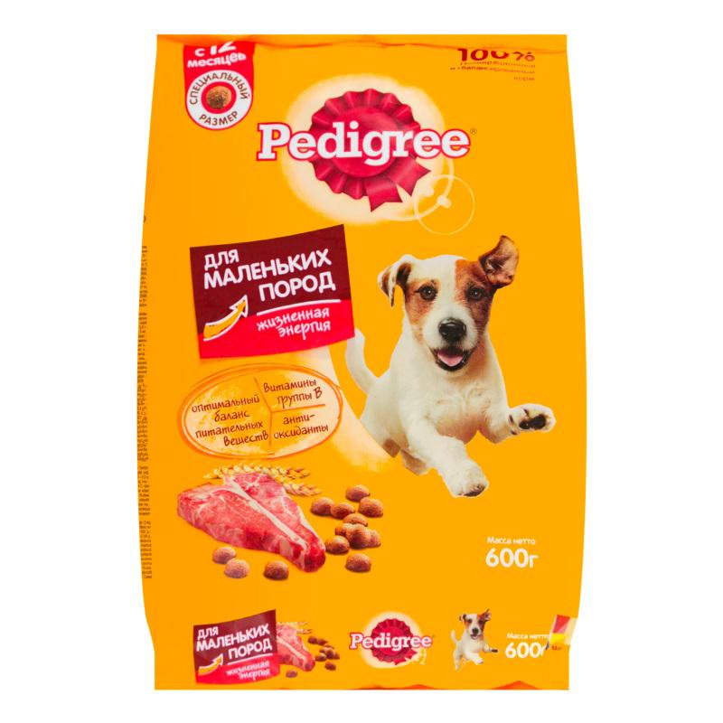Корм для собак педигри (pedigree): отзывы и обзор состава   «дай лапу»