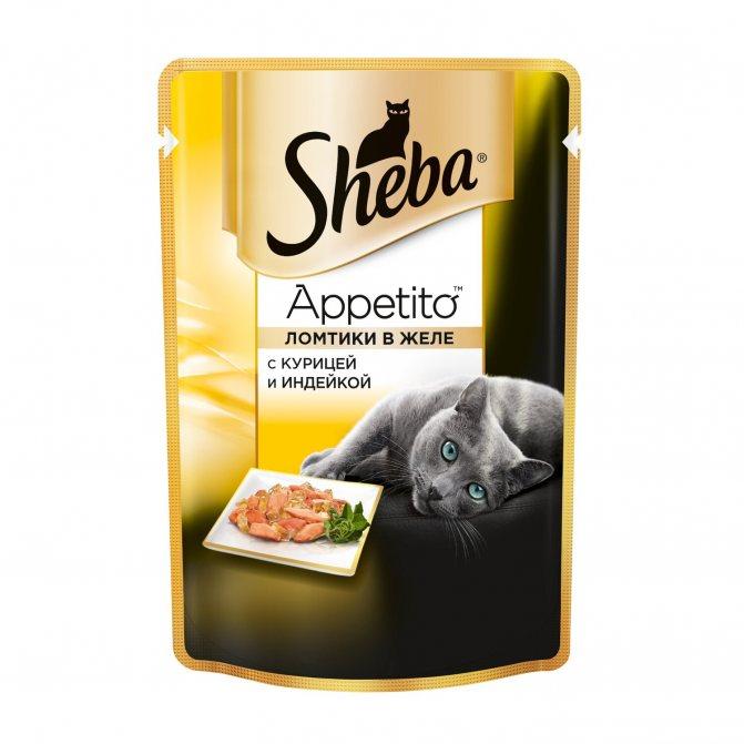 Шеба корм для кошек: состав и отзывы ветеринаров