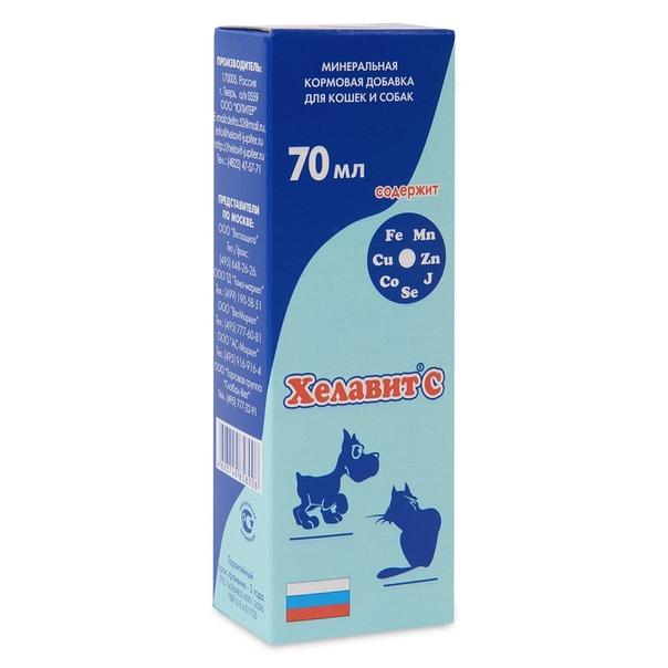Хелавит а для сельскохозяйственных животных 250мл купить в ветаптеке интернет-магазина pettown.ru по выгодной цене