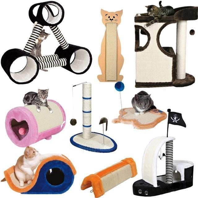 7 игрушек, которые должны быть у каждой кошки