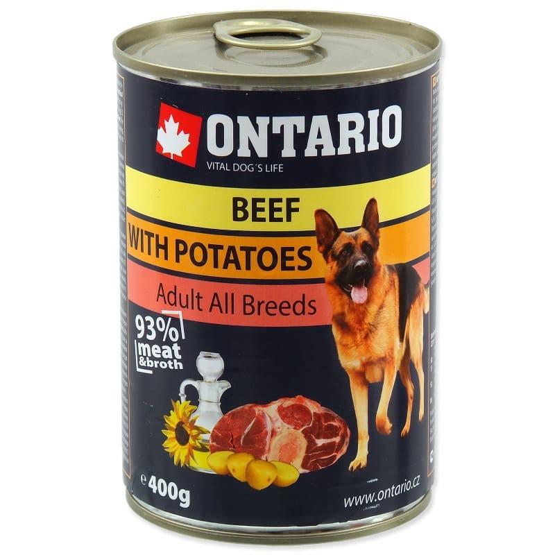 Рейтинг влажных кормов для собак