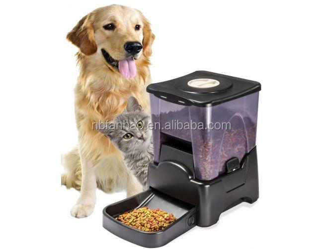 Топ-10 автоматическая кормушка для кошек и собак: рейтинг, как выбрать, отзывы, цена, характеристики