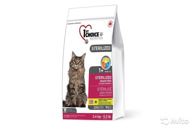Корм для кошек супер-премиум класса 1st choice- фёст чойс: достоинства и недостатки от канадской фирмы с тридцатилетним стажем на рынке +видео обзор
