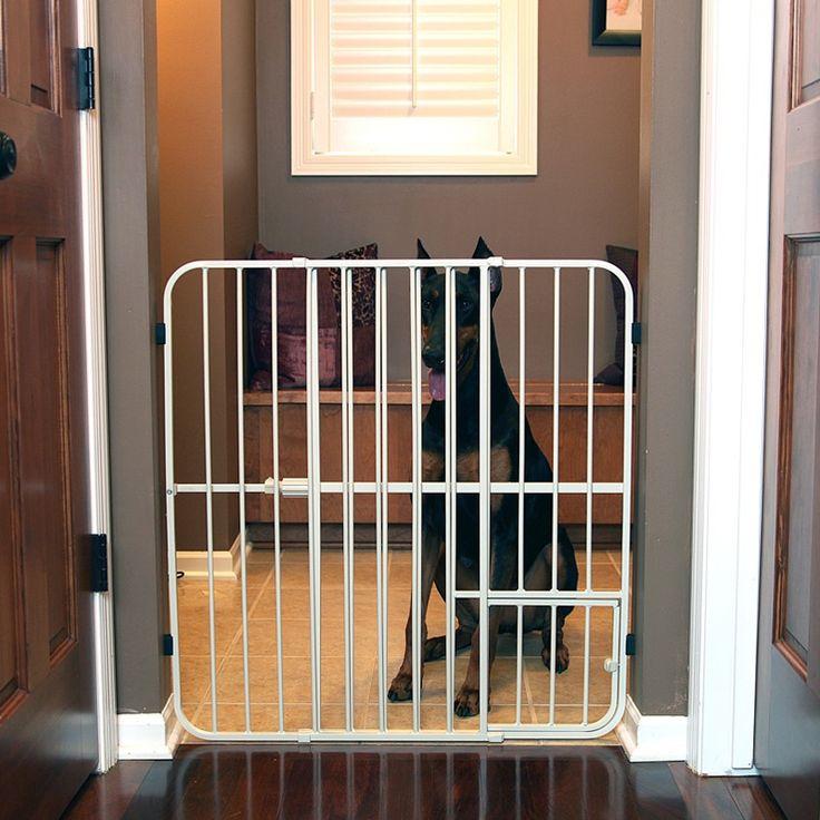 Ограничитель для собаки по квартире
