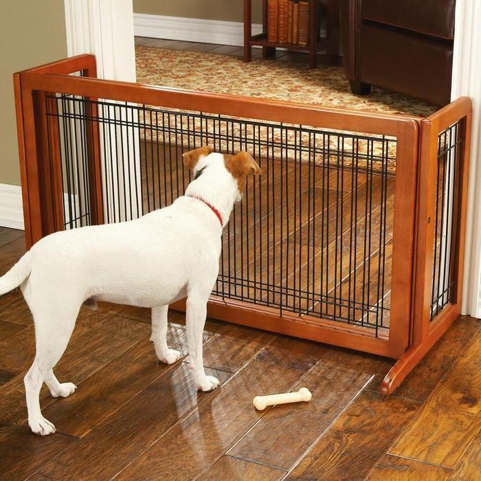 Перегородка барьер для собак своими руками