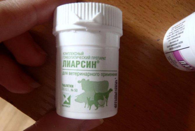 Лиарсин (таблетки, раствор для инъекций) для кошек и собак | отзывы о применении препаратов для животных от ветеринаров и заводчиков