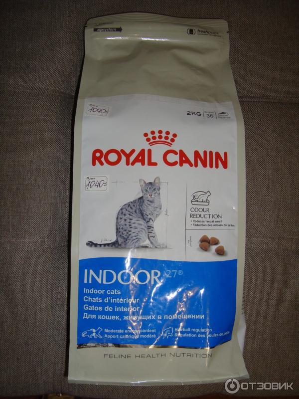 Корм для кошек роял канин - korkom.ru