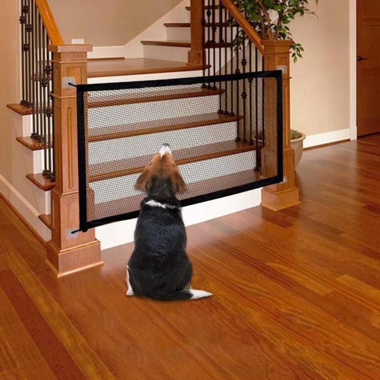 Перегородка для собак для дома