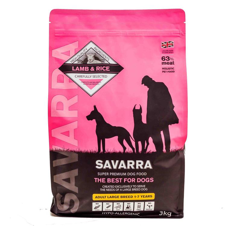 Корм savarra для собак: отзывы, где купить, состав