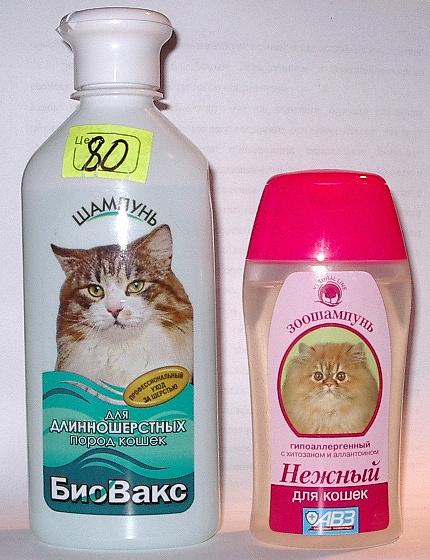 Шампунь от блох для кошек и котят: какой лучше выбрать, отзывы