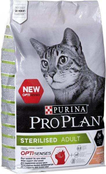 Проплан — состав и ассортимент кормов для кошек от пурина