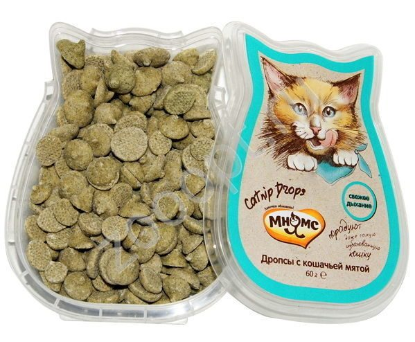 «мнямс» для кошек – меню для настоящего гурмана