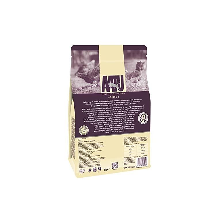 Сухой корм aatu для кошек - отзывы ветеринаров, где купить, цены