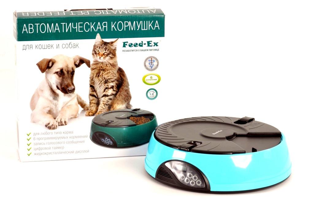 Рейтинг автоматических кормушек для кошек и собак