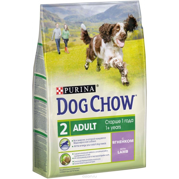 Рейтинг кормов для собак