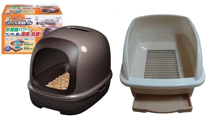 Как использовать лоток с решеткой и как насыпать в него наполнитель для кошек