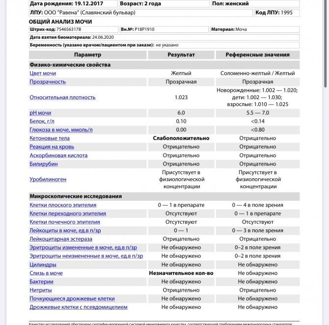Белок в моче (протеинурия): причины, факторы риска, влияние на беременность