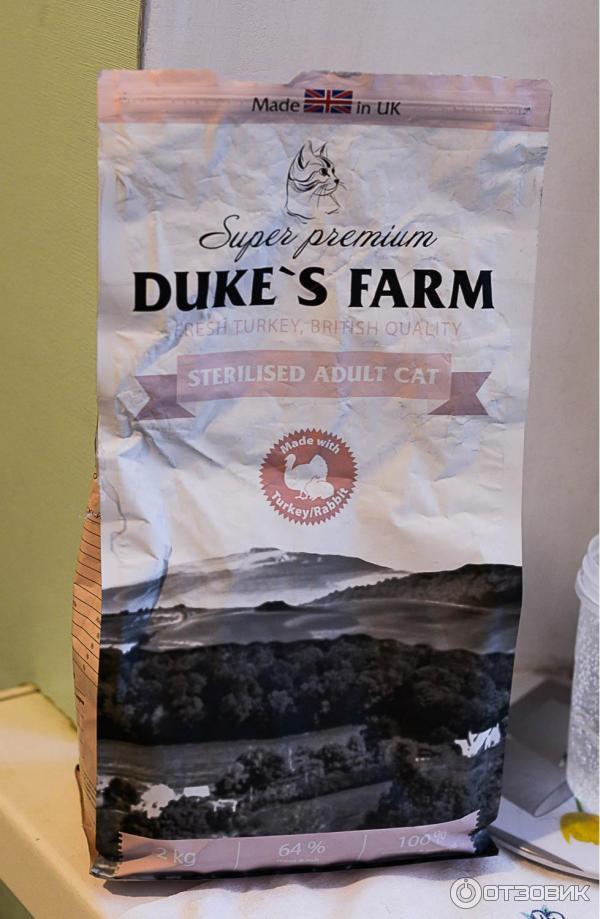 Корм для собак dukes farm: отзывы и обзор состава | «дай лапу»