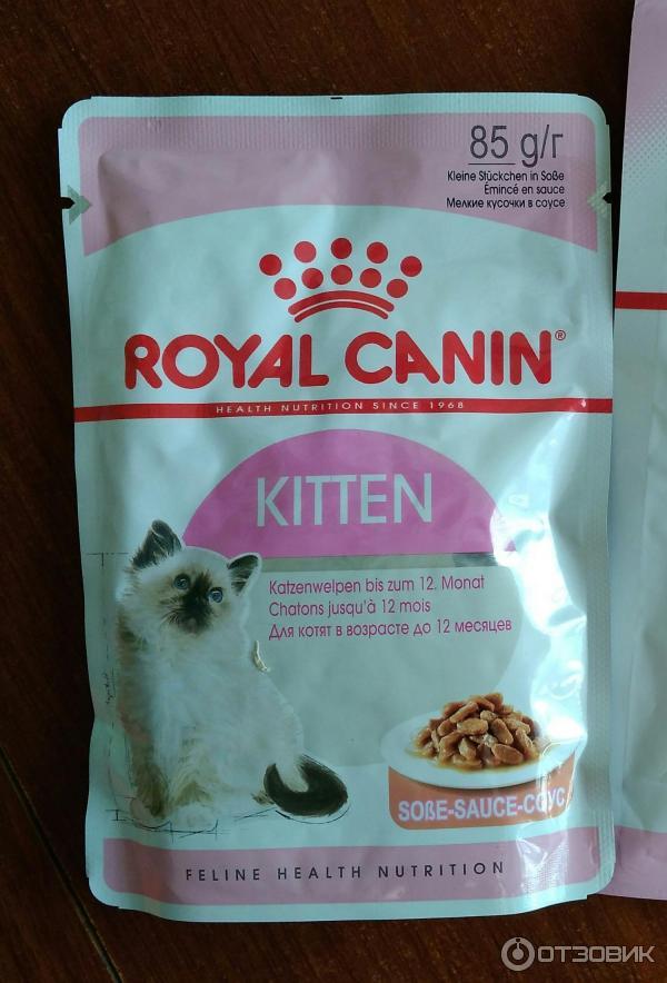 Корм для кошек royal canin (роял канин)