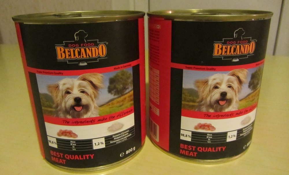 Корм belcando для собак: отзывы, где купить, состав