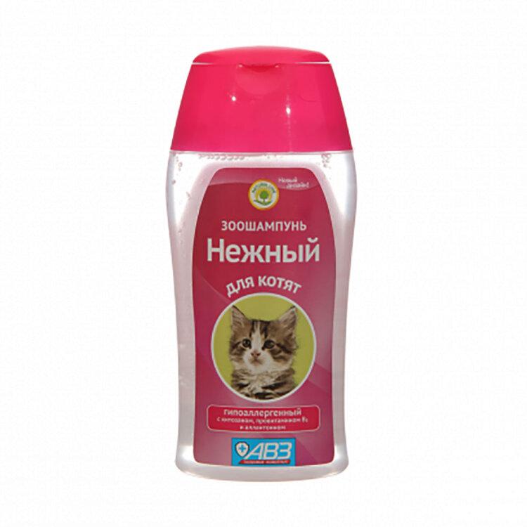 Средства ухода за длинной шерстью кошек: выбираем подходящий шампунь   сайт о домашних животных